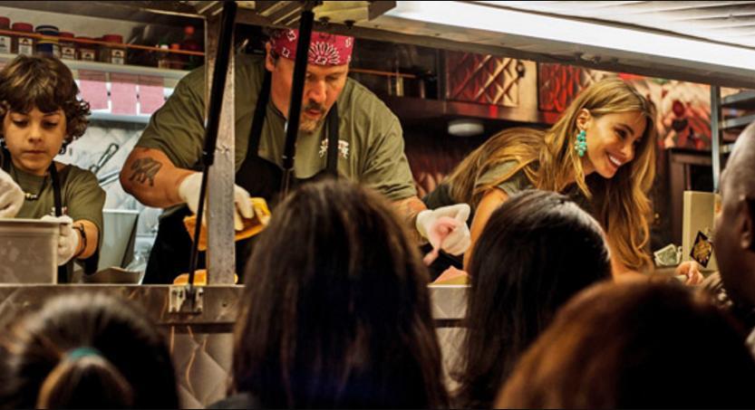 一個五星級飯店主廚被炒後開不成快餐車的故事